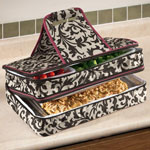 Holiday Helpers for the Kitchen - 2-Tier Insulated Tote