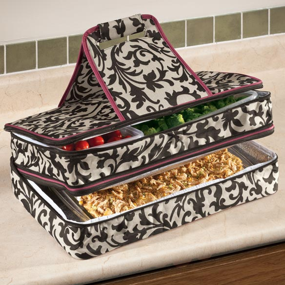 2-Tier Insulated Tote