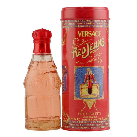 Red Jeans by Versace EDT Spray