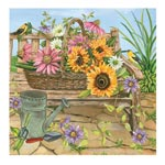 Home - Garden Bench Jigsaw Puzzle