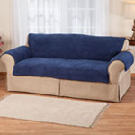 Walter Drake Exclusives - Sherpa Loveseat Protector by OakRidge™ Comforts