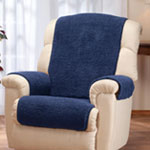 Decorations & Accents - Sherpa Recliner Protector by OakRidge™ Comforts