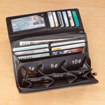 Handbags & Wallets - The Exact Change Wallet