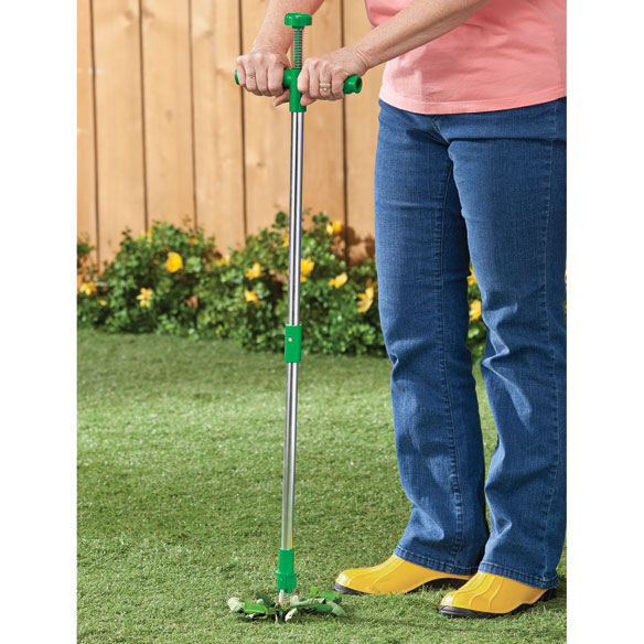 No-Bend Weed Grabber - View 1
