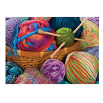 Toys & Games - Yarn Bundles Jigsaw Puzzle - 1000 Pieces