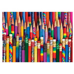 Holidays & Gifts Sale - Pencil Collection Jigsaw Puzzle - 750 Pieces