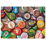 Home - Bottle Caps Jigsaw Puzzle - 750 Pieces