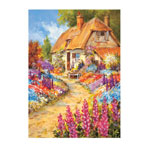 Holidays & Gifts Sale - English Cottage & Garden Jigsaw Puzzle