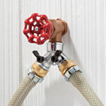 View All Sale - Double Hose Faucet