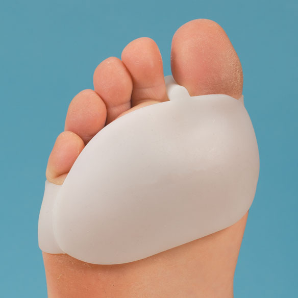 Healthy Steps™ Gel Ball of Foot Pad with Toe Separator - 1 Pair