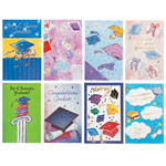 Christmas Cards - Graduation Card Assortment - Set of 24