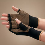 Mobility, Braces & Footcare - Copper Compression Gloves