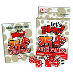 Toys & Games - Let's Play™ 25 Dice Games