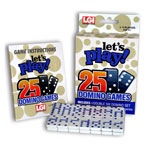 Toys & Games - Let's Play™ 25 Domino Games
