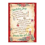 Holidays & Gifts Sale - Holiday Joys Non Personalized Christmas Card Set of 20