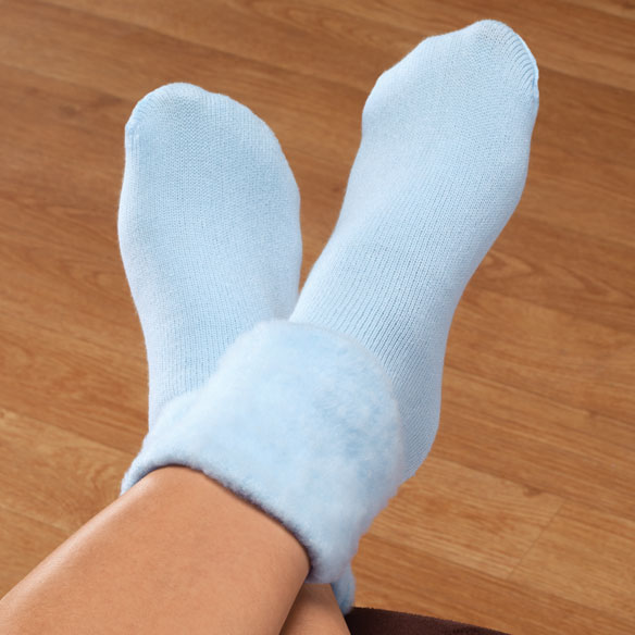 Bed Socks, 3 Pair Pack - View 1