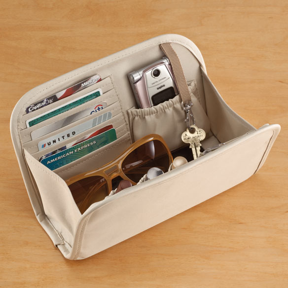 RFID Purse Organizer - View 1