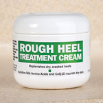 Supplements & Creams - Dr. Foot Rough Heel Treatment