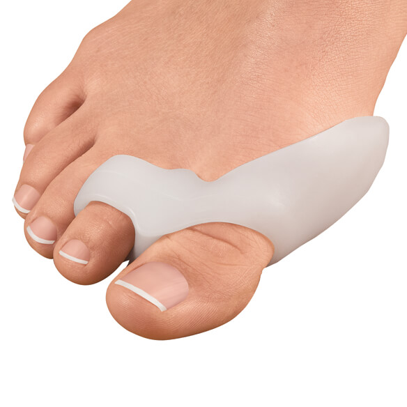 Healthy Steps™ Gel Bunion Toe Spreader with Straightening Loop, 1 Pair - View 1