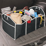 Safe Holiday Travel - Trunk Organizer with Cooler