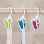 Clothes Care - Hanging Clips, Set of 10