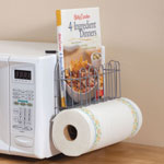Organization & Decor - Over-the-Microwave Storage Rack