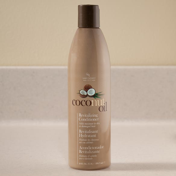 Coconut Oil Revitalizing Conditioner