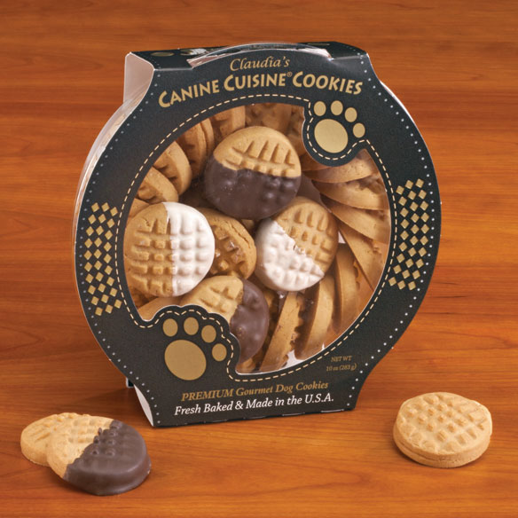 Old Fashion Peanut Butter Dog Cookies