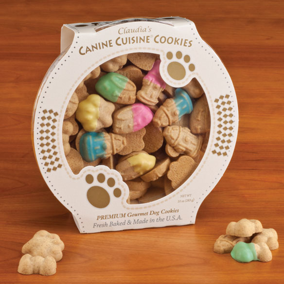 K-9's Favorite Things Dog Cookies