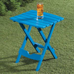 Perfect Cookout - Bright Outdoor Folding Side Table