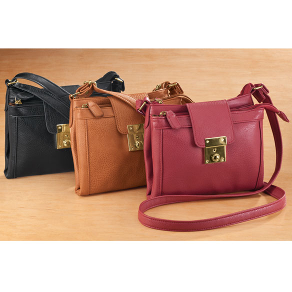 2-in-1 Practical Style Crossbody Bag - View 1
