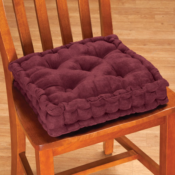 Tufted Booster Cushion - View 1