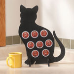 Organization & Decor - Cat Silhouette Coffee Pod Holder