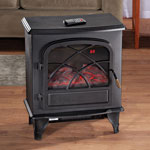 Comfy & Cozy - Fireplace Heater with Remote