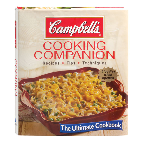 Campbell's Cooking Companion Cookbook