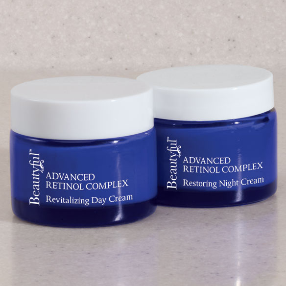Beautyful Advanced Retinol Complex Day & Night Cream Set