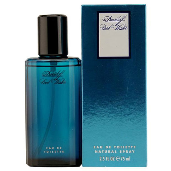 Cool Water For Men by Davidoff, EDT Spray