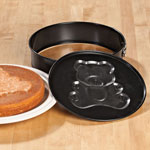 Organization & Decor - Decorative Springform Pan, Set of 6