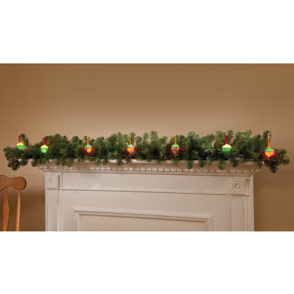 Bubble Light Garland