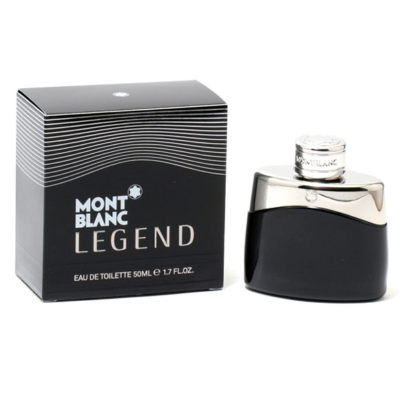 Mont Blanc Legend by Mont Blanc, EDT Spray