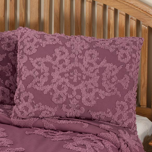The Florence Chenille Sham by OakRidge™ Comforts