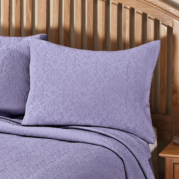 The Margaret Matelasse Sham by OakRidge™ Comforts