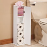 Bath Accessories - Toilet Tissue Tower by OakRidge Accents™