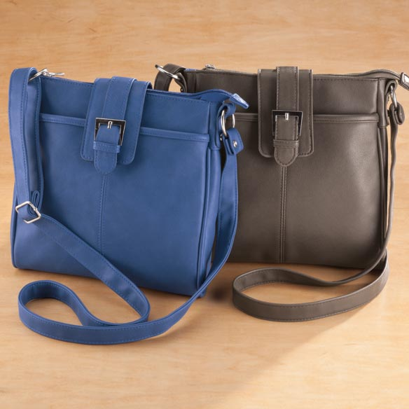 The Buckle Crossbody Bag