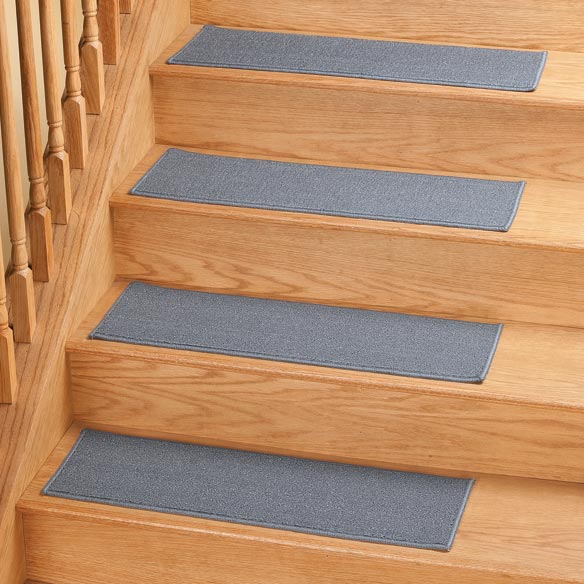 solid nonslip stair treads - Non Slip Stair Treads