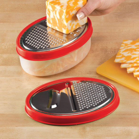 Oval Grater by Home-Style Kitchen™