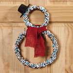 Flash Sale - Snowman Grapevine Wreath