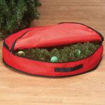 Decorations & Storage - Christmas Wreath Storage Bag