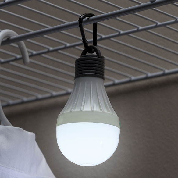 Mobile LED Light Bulb