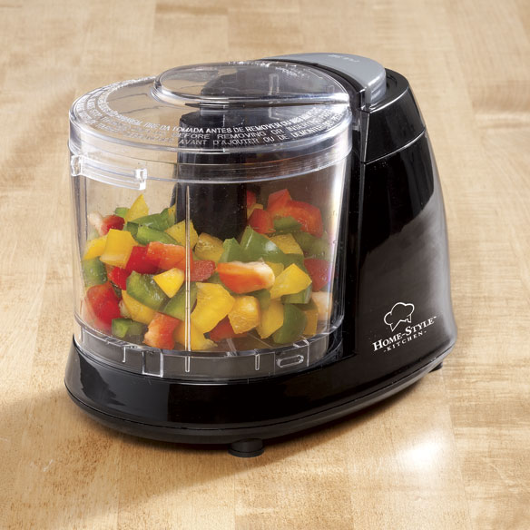 Electric Mini Food Chopper by Home-Style Kitchen® - View 1